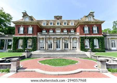 Phipps house stock images royalty free images vectors for Old new york mansions
