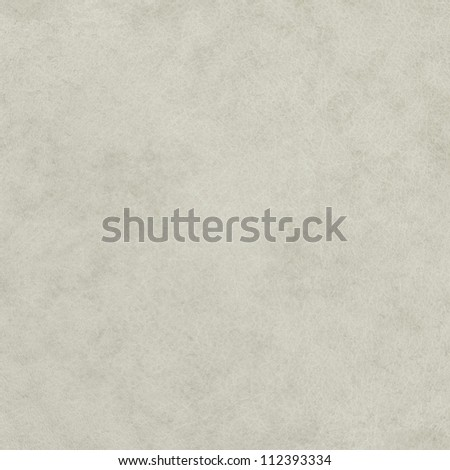 old white leather texture background - stock photo