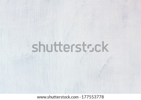 Old white  painted texture. - stock photo