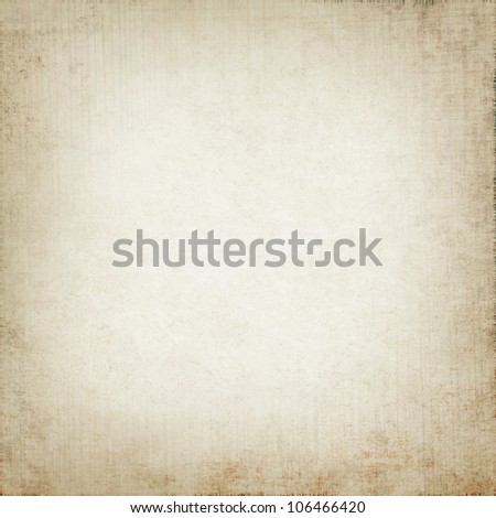 old white paper texture abstract grunge background - stock photo