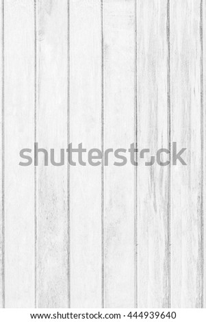 Old white wall plank Stylish abstract background. The concept of an independent interior designer.Vertical planks - stock photo