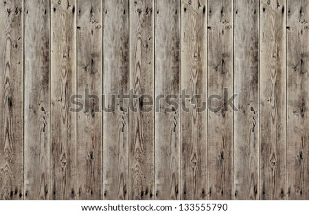 Old wood. Background. - stock photo