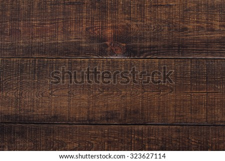 Old wood background. Closeup - stock photo