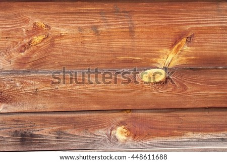 Old wood background. Old vintage grungy brown wood backgrounds textures. Pallet carrier or rack. Background to the website and a promotional flyer. - stock photo