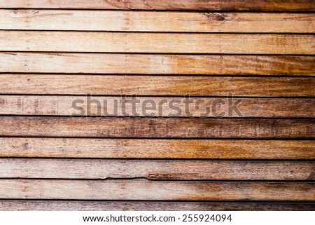 Old wood background texture - vintage effect