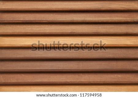 Old wood panel - stock photo