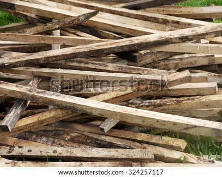 Stock images royalty free images vectors shutterstock for Wood piling foundation