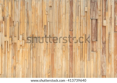 old wood plank wall background, Abstract