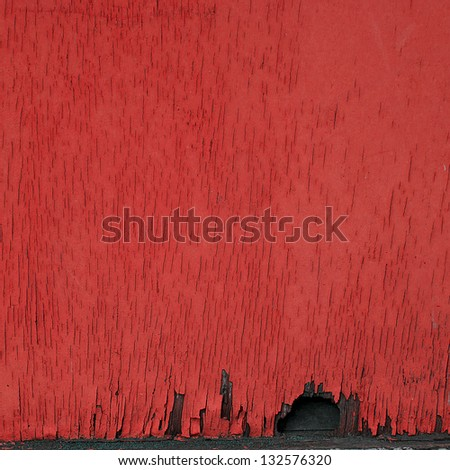 Old wood planks background - stock photo