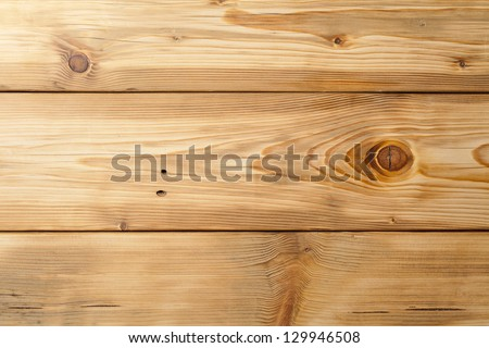 Old wood planks texture for background, table top view - stock photo