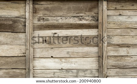 Old wood texture background close up