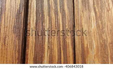 Old wood texture brown background.