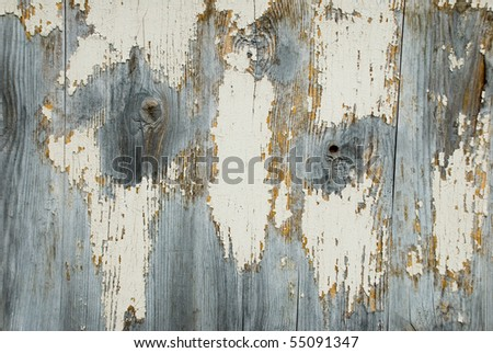 Old wooden background. - stock photo