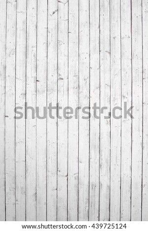 Old wooden board. Wooden wall with a shabby old paint. Fence. Wood texture. Cross section of the tree. Background. - stock photo