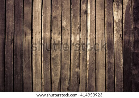 Old wooden desk background - texture