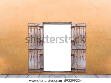 Open french doors stock images royalty free images for French doors both open