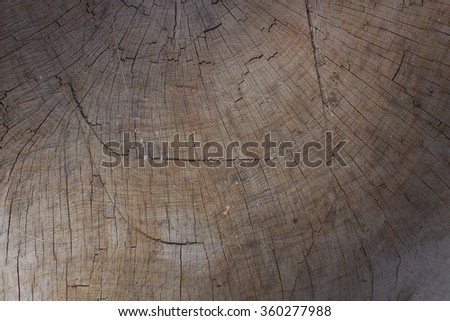 Old wooden panel background closeup, retro, vintage - stock photo