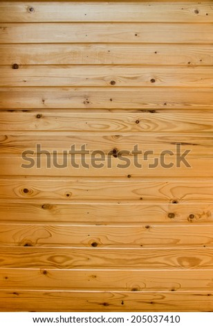 Old wooden plank background. Close up - stock photo