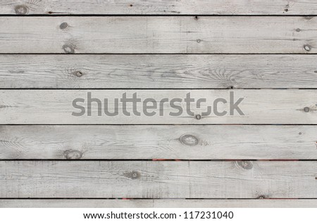 Old wooden planks texture for background.