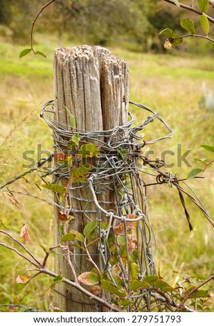 Rustic Fence Stock Images Royalty Free Images Amp Vectors