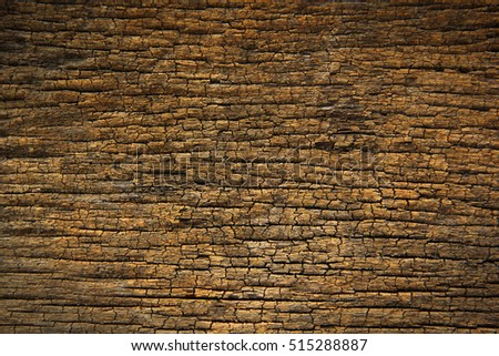 Old wooden surface texture background