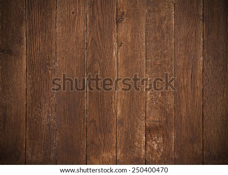 Old wooden textured background - stock photo