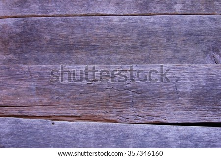 old wooden wall . - stock photo