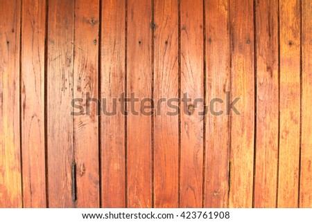 Old wooden wall, background photo texture