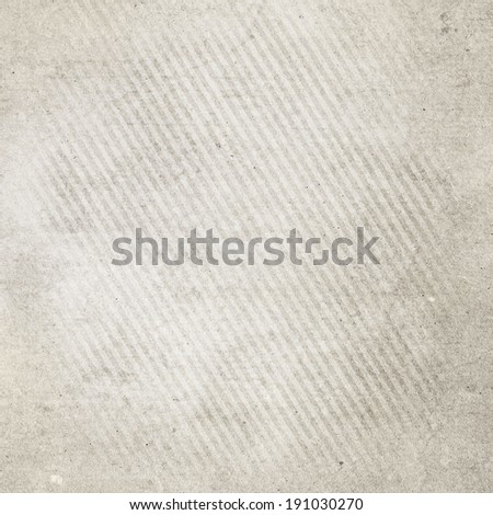 old yellow  paper with stripe - stock photo