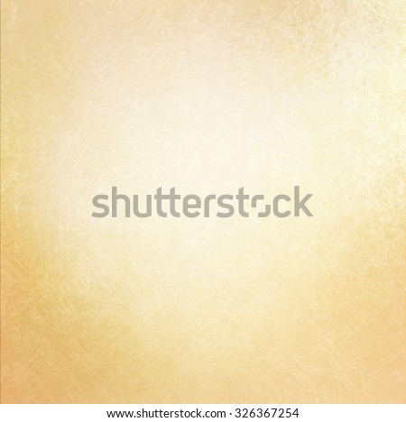 old yellowed paper background with vintage texture layout, off white or cream background color, has faint white scratch marks in detailed texture overlay - stock photo