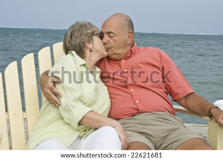 older couple