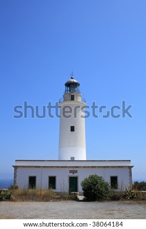 oldest lighthouse of Formentera