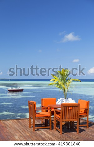 Olhuveli Beach and Spa Resort, South Male Atoll, Kaafu Atoll, Maldives
