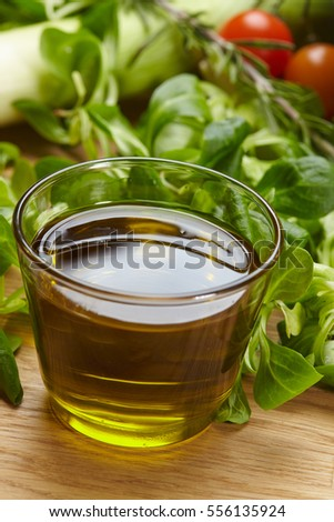 olive oil for salad cooking ingredients