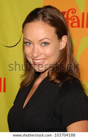 Olivia Wilde at the Fox Fall Eco-Casino Party. BOA Steakhouse, West Hollywood, CA. 09-14-09