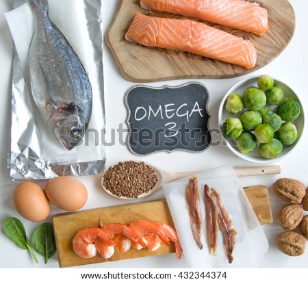 Omega rich foods