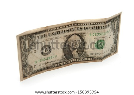 One Dollar, United Stats of America currency