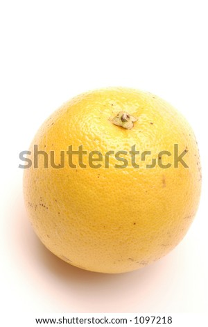 one grapefruit