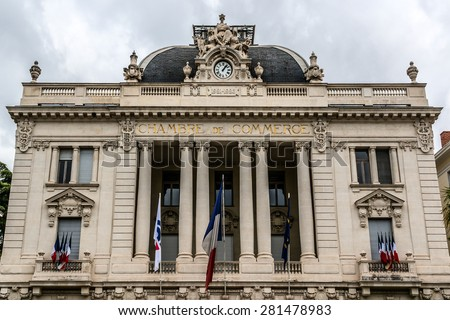 Chamber of commerce stock images royalty free images for Chambre de commerce de nice