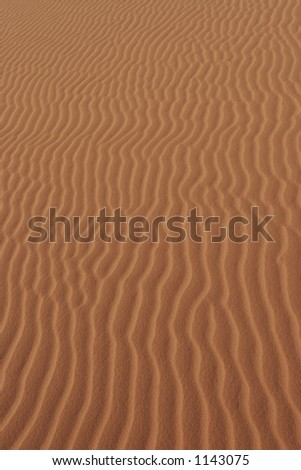 one of several sand background shots- tall version - stock photo