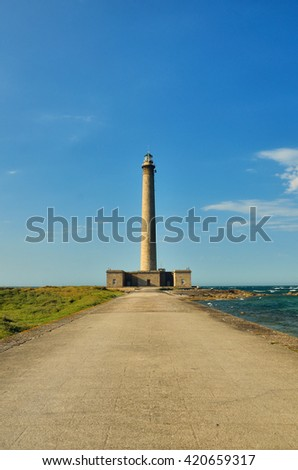One of the tallest lighthouse in the world, Phare de Gatteville