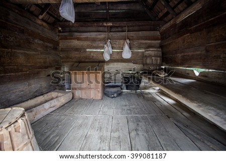 Cabin stock photos royalty free images vectors for Privately owned cabins in the smoky mountains
