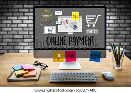 Online catalogue shopping pay monthly
