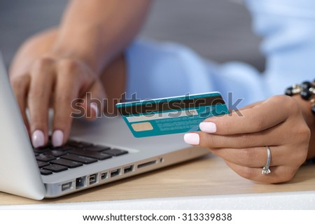 online payments, shopping on line
