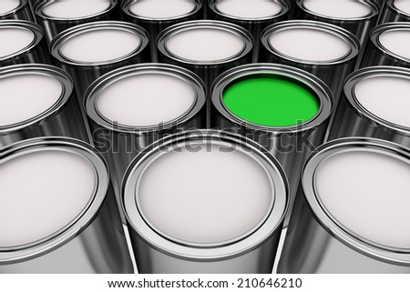 Only one - stock photo