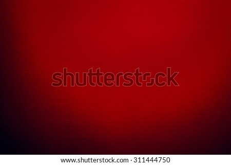 Only simply deep red background and dark red background. The Cardinal, Crimson red colors background. Grey and gray, yellow, orange and red gradient background. - stock photo