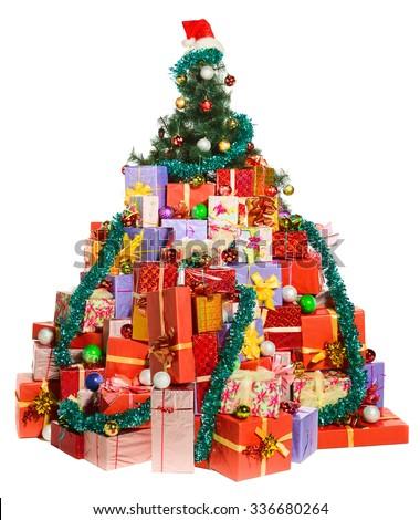 Christmas Bow For Tree Top