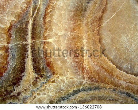 Onyx marble texture background. - stock photo