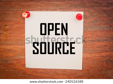 open closed source Open source commonly refers to software that uses an open development process and is licensed to include the source code find out what open source software is and how it works.