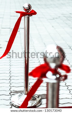Opening Ceremony Attributes - stock photo